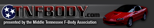 TN F-Body Forums